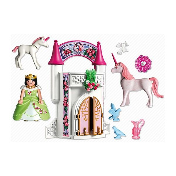 4777 playmobil princess take away castle toy playmobil. Black Bedroom Furniture Sets. Home Design Ideas