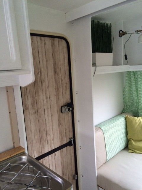 caravan pimpen caravanity10 caravane pinterest caravane roulotte et relooking de caravane. Black Bedroom Furniture Sets. Home Design Ideas