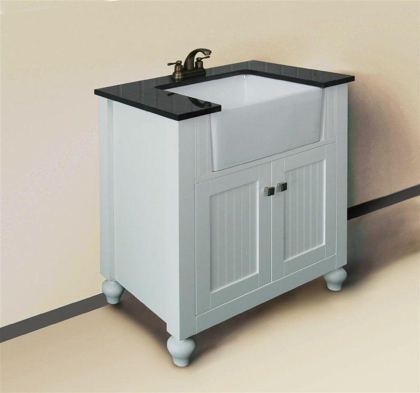 Chumley 30 Quot Single Bathroom Vanity Set Single Bathroom
