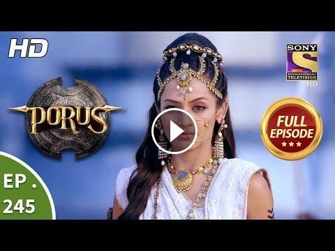 Porus - Ep 245 - Full Episode - 7th November 2018 alexander