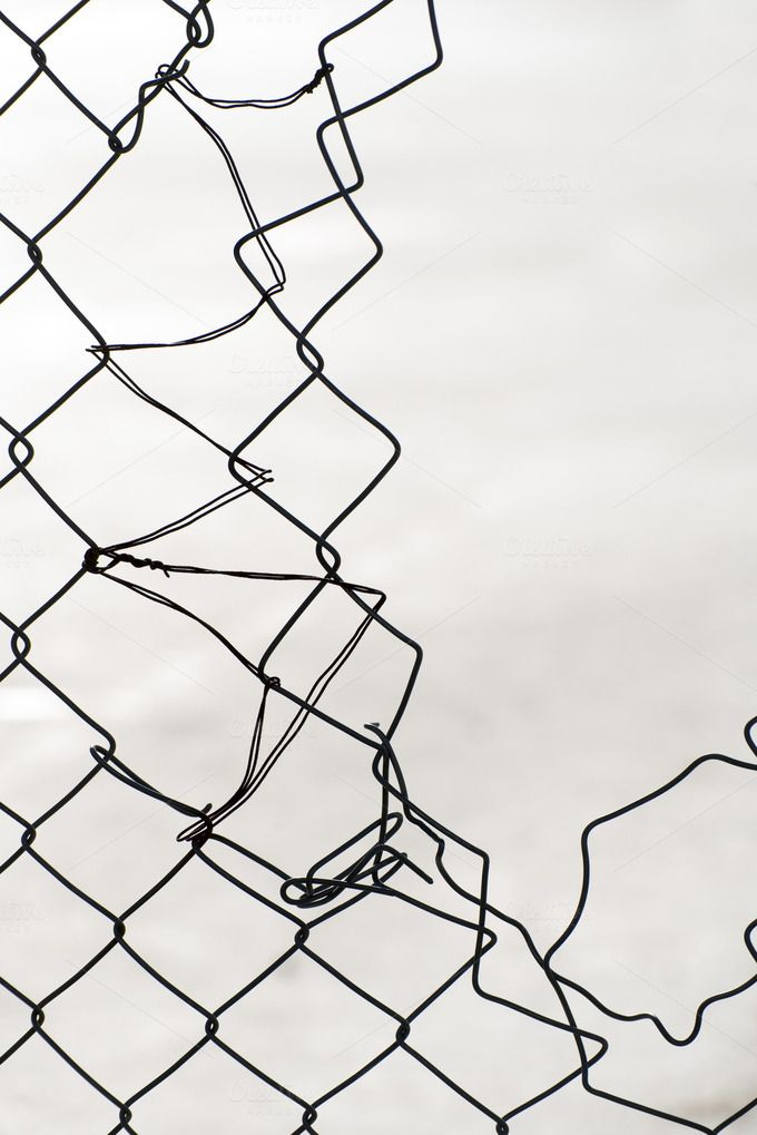 Chain Link Fence Stock Photo Containing Fence And Broken Texture Graphic Design Cover Art Design Graphic Design Posters