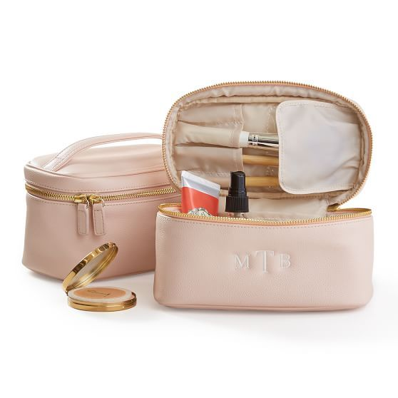 fb2c67681 Universal Travel Cosmetic Case, Oval, Blush in 2019 | want ...