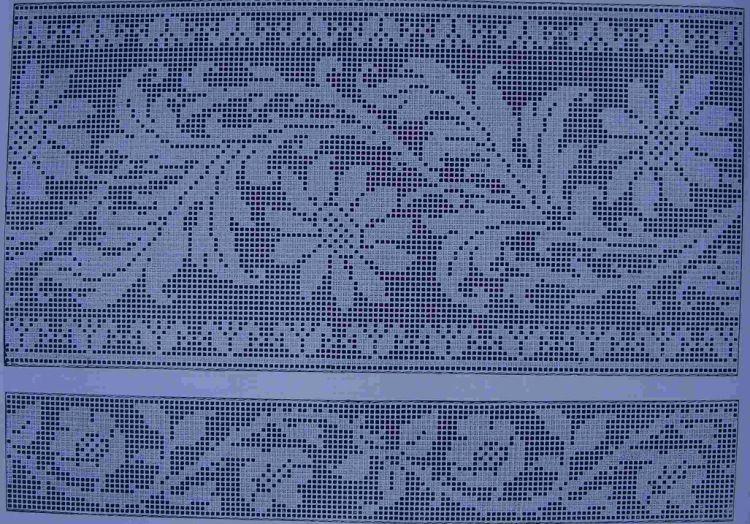 Gallery.ru / Фото #27 - Filet Lace Patterns I - natashakon