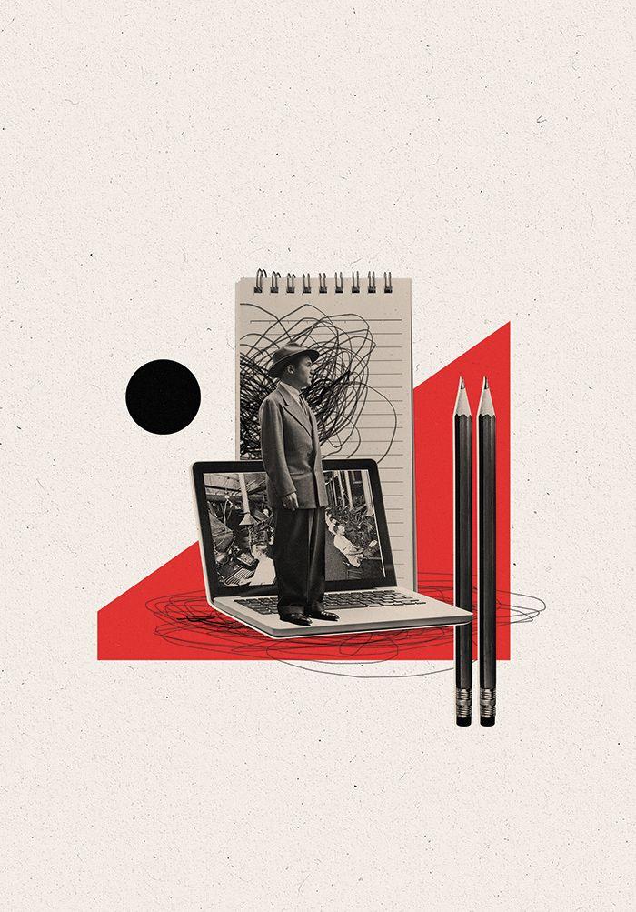 editorial illustrations   Pismo