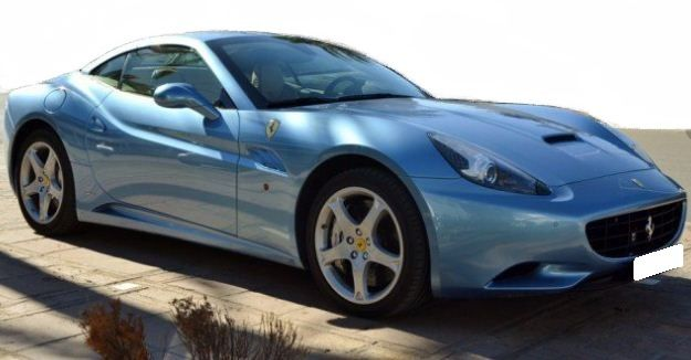 2011 Ferrari California Convertible Performance Sports Ferrari