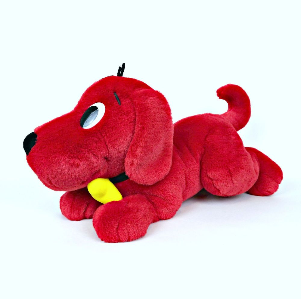 Jumbo Stuffed Plush Clifford Big Red Dog Huge 24 Barks Puppy