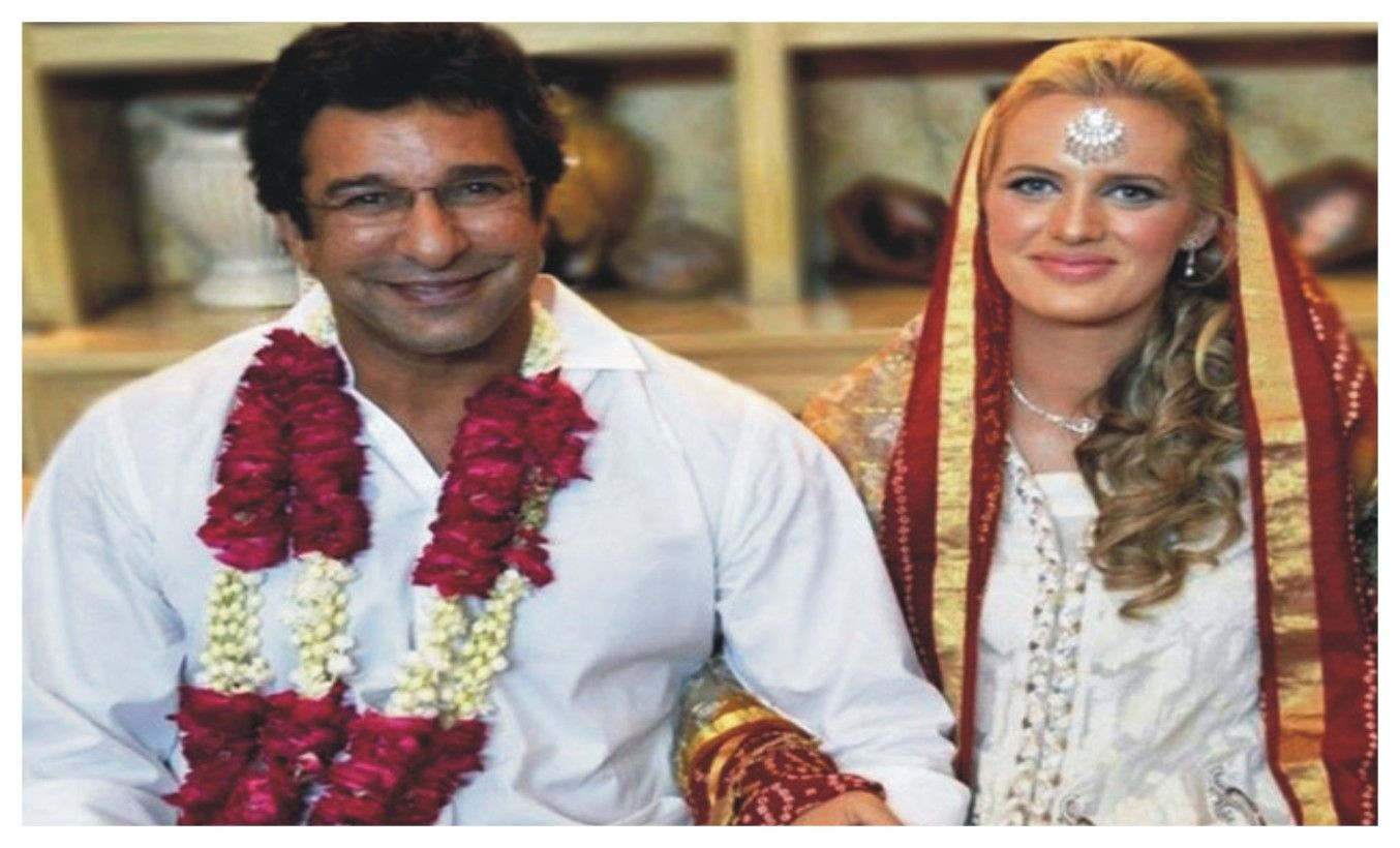 Famed Stan Paceman Wasim Akram On Wednesday Announced That He Had Married His Australian Friend Shaniera Thompson Saying Has Started A New Life