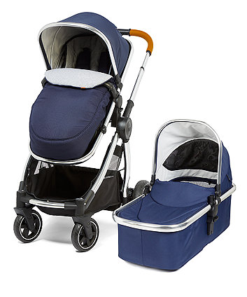 A new, special edition of our signature journey pushchair