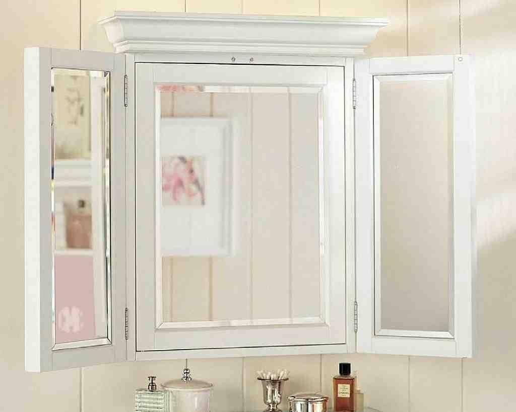 Bathroom Vanity Mirror Cabinet | Vanity Cabinet | Pinterest | Mirror ...