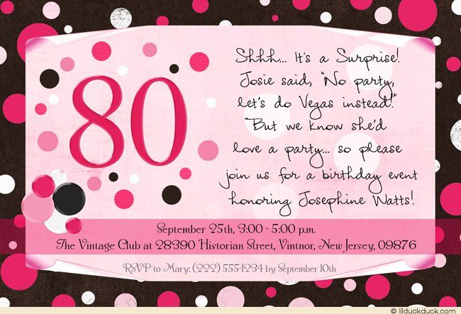 Nice surprise 80th birthday party invitations download this nice surprise 80th birthday party invitations download this invitation for free at https filmwisefo Image collections