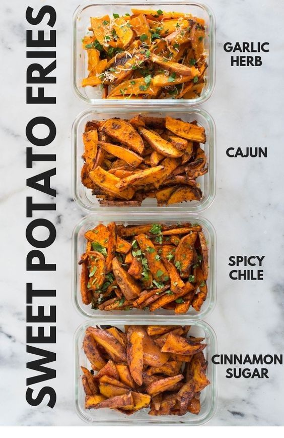 Easy Sweet Potato Meal Prep  #weeklymealprep