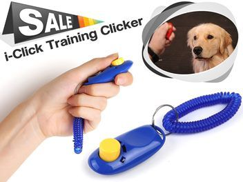 Dog Training I Click Clicker Trade Me Dog Clicker Training