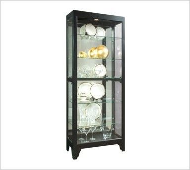 Pulaski 21218 Curio Cabinet Curio Cabinet Pulaski Furniture