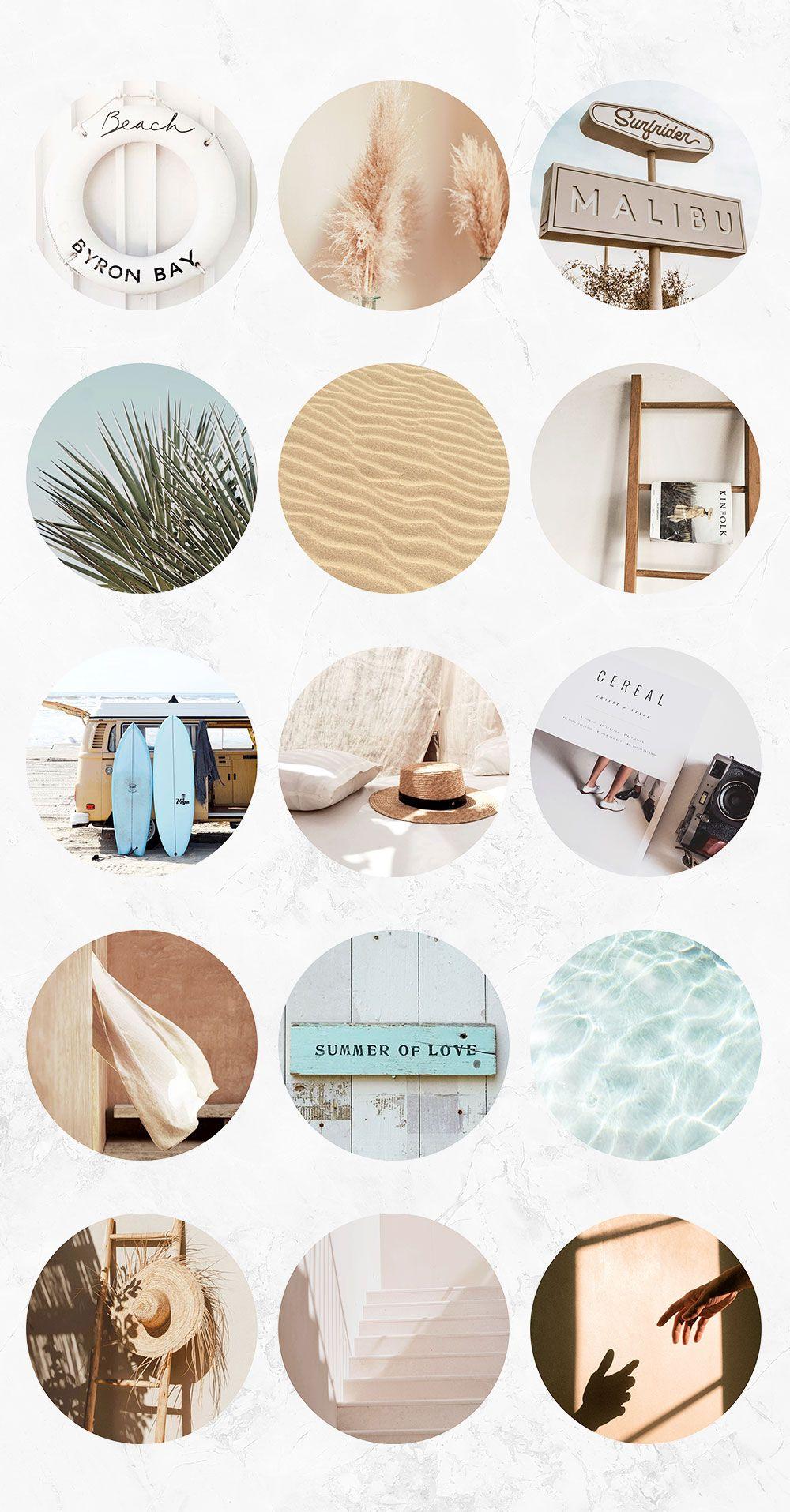 30 Instagram Highlights Covers   Minimalist Instagram Highlight Covers   Highlights Icons