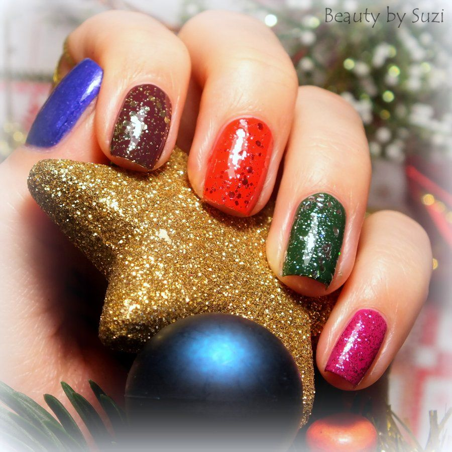 Essence LE Happy Holidays (nail polishes)