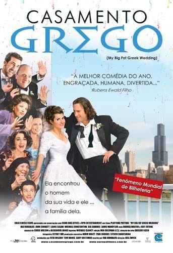 Casamento Grego 574 Filmes Romanticos Filmes Filmes Comedia