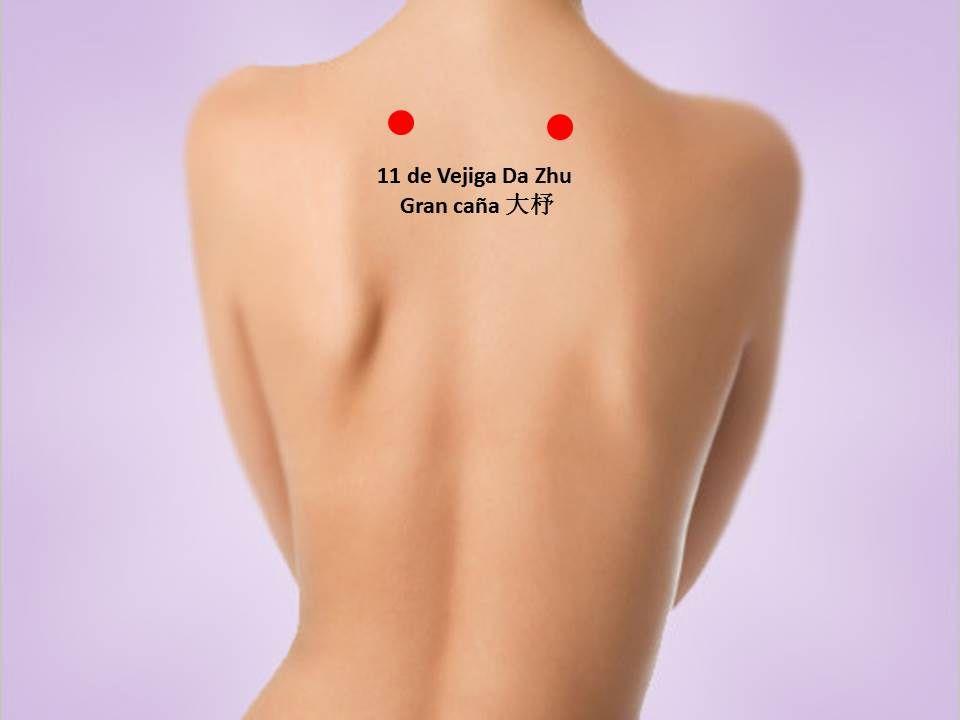 Después del masaje duele la espalda y el tórax que