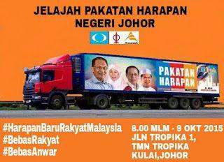 SOLIDARITI KEADILAN LAYANG2  : Harapan Baru Rakyat Malaysia Bermula Di Johor