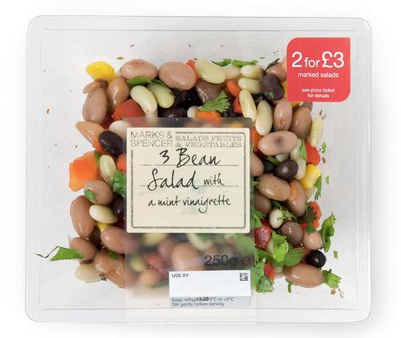 3 Beans Salad Incredible Edibles Bean Salad Three Bean Salad