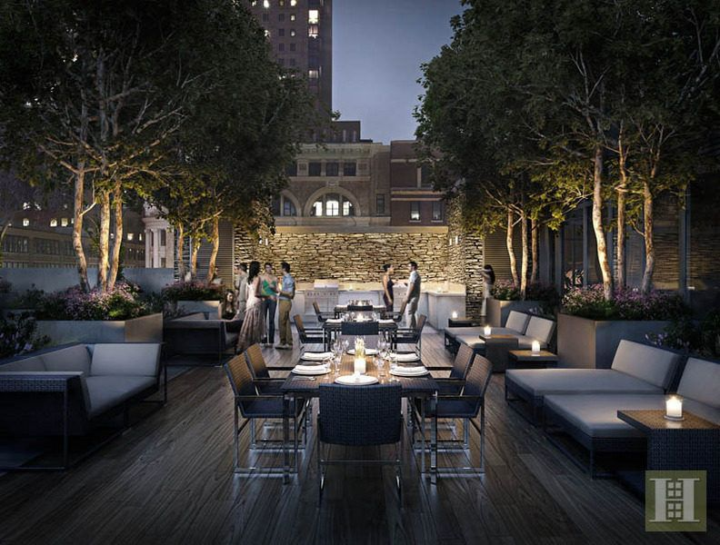 Brooklyn S Tallest Tower Unveils Floorplans Condo Pricing New York City Rentals Rooftop Lounge New York City Apartment