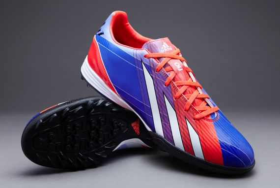 timeless design a7eb3 13f5e adidas Football Boots - adidas F10 TRX TF - Astro Turf - Soccer Cleats -  Turbo-Blast Purple-White mypdsmostwanted