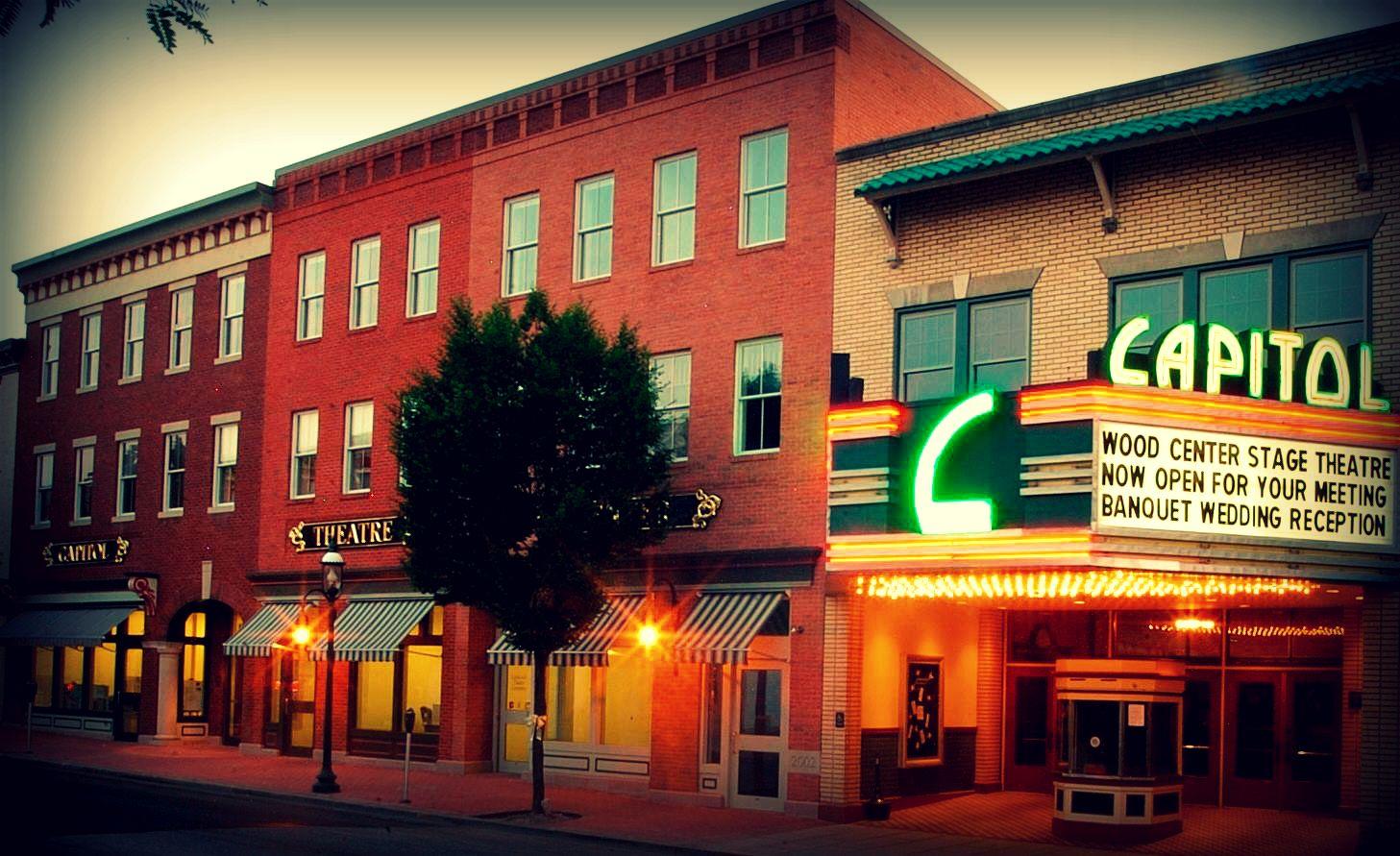 Chambersburg Historic District - Wikipedia