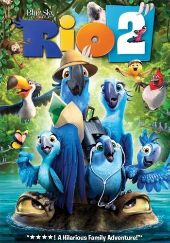 Rio 2 For Rent Other New Releases On Dvd At Redbox Peliculas De Disney Pixar Rio 2 Peliculas De Animacion