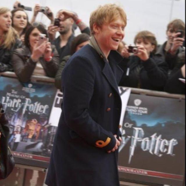 Oh Rupert haha! :)