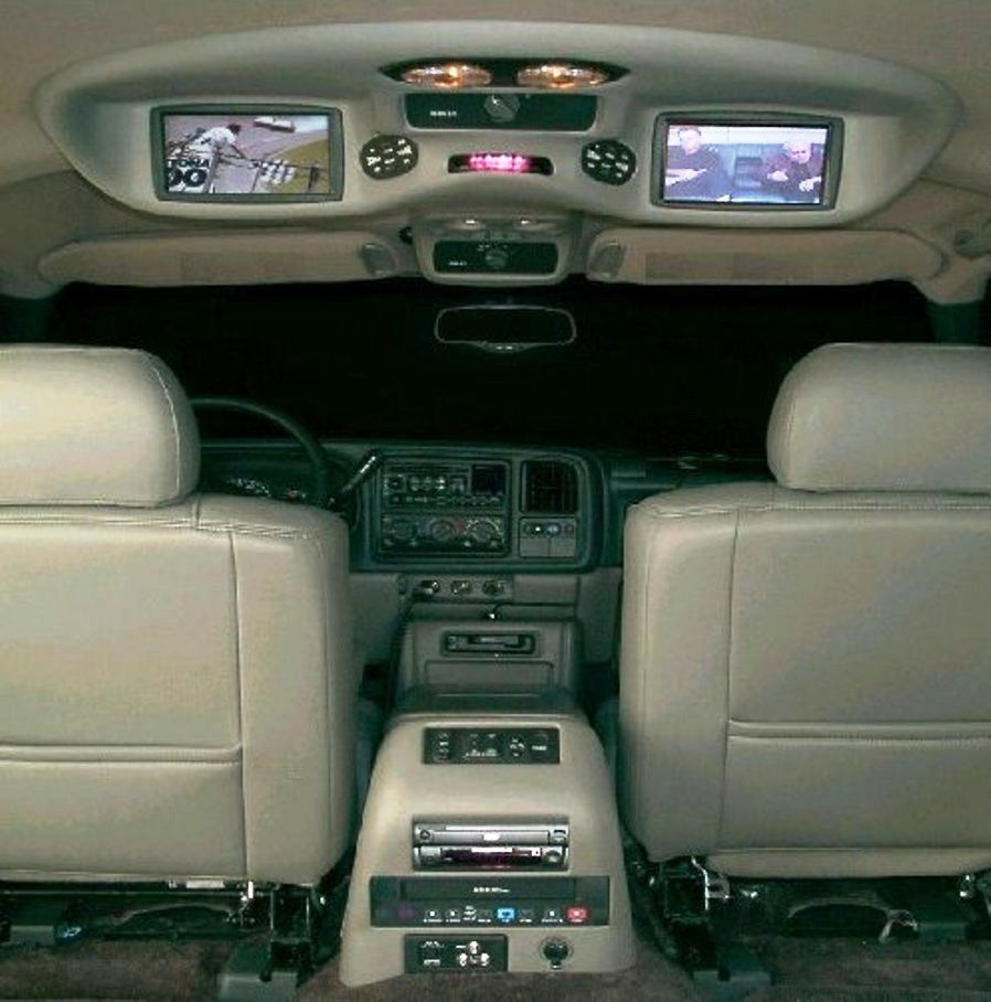 hight resolution of overhead console