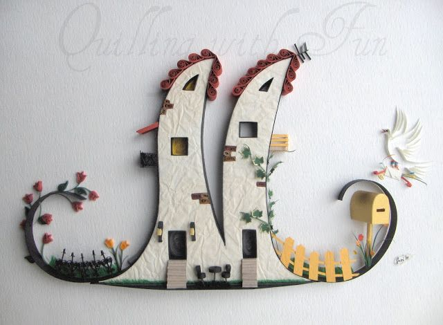 Quilling with Fun
