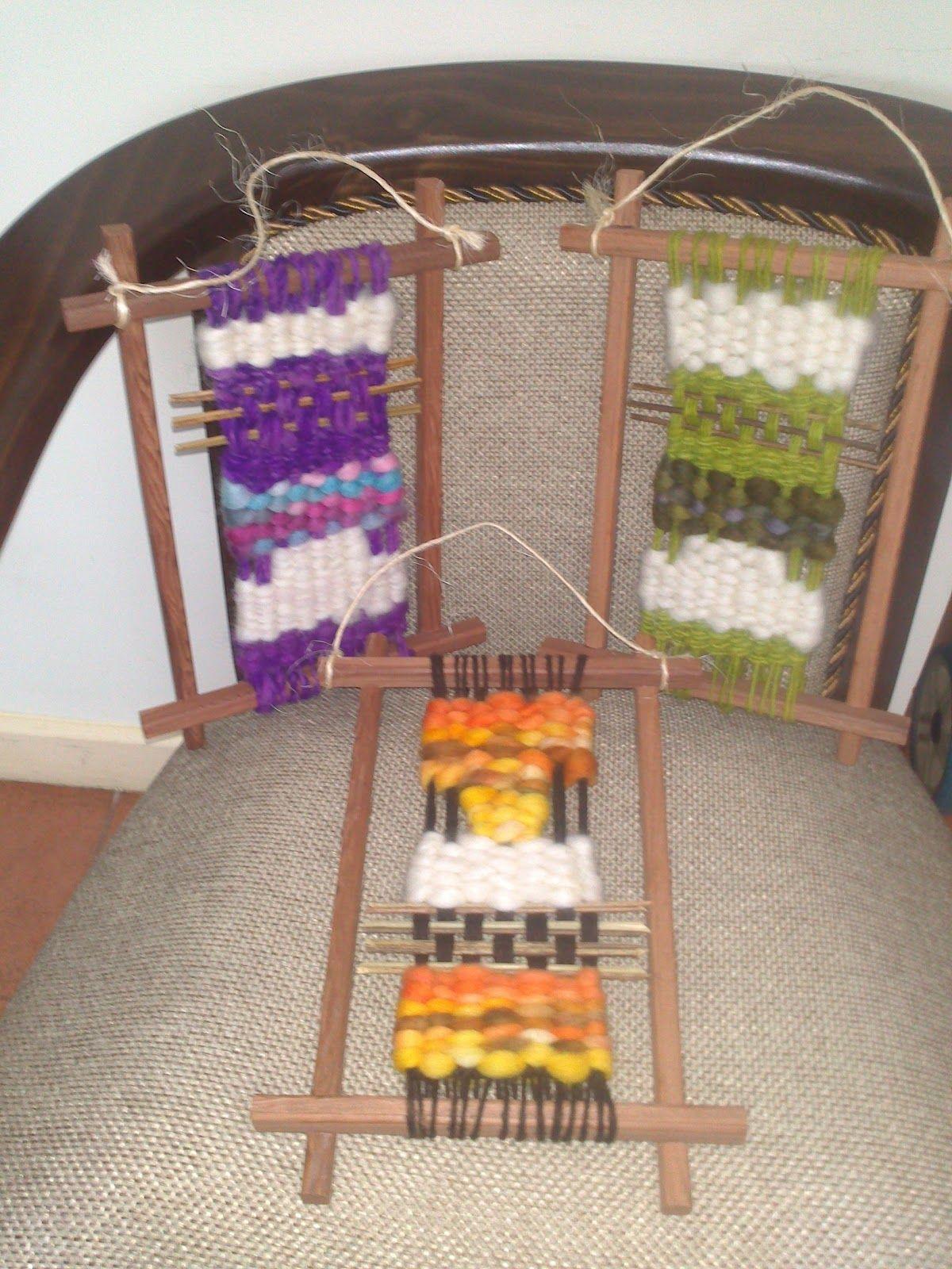 telar enmarcados lana de oveja   Arte   Pinterest   Telar, Oveja y Lana