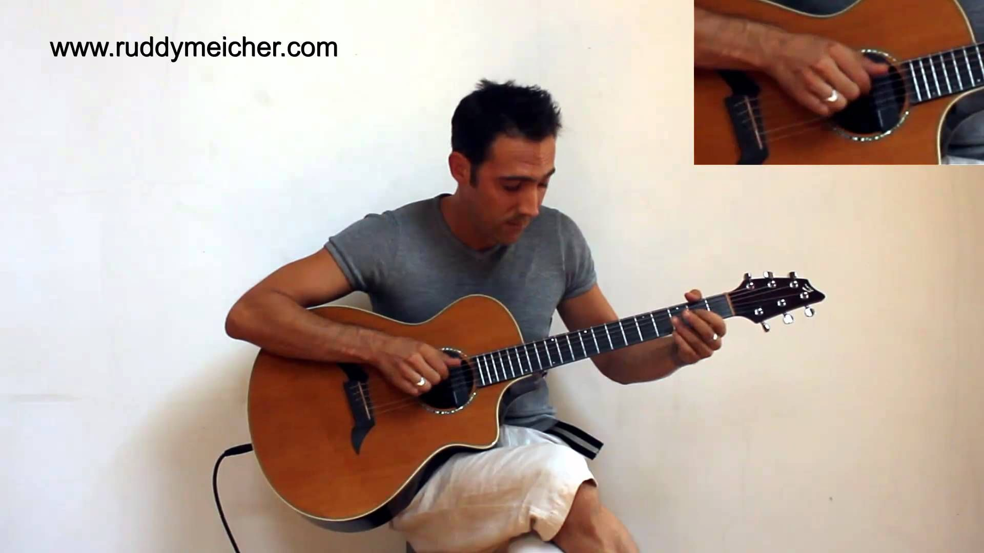 Call Me Maybe Carly Rae Jepsen Fingerstyle Ruddy Meicher