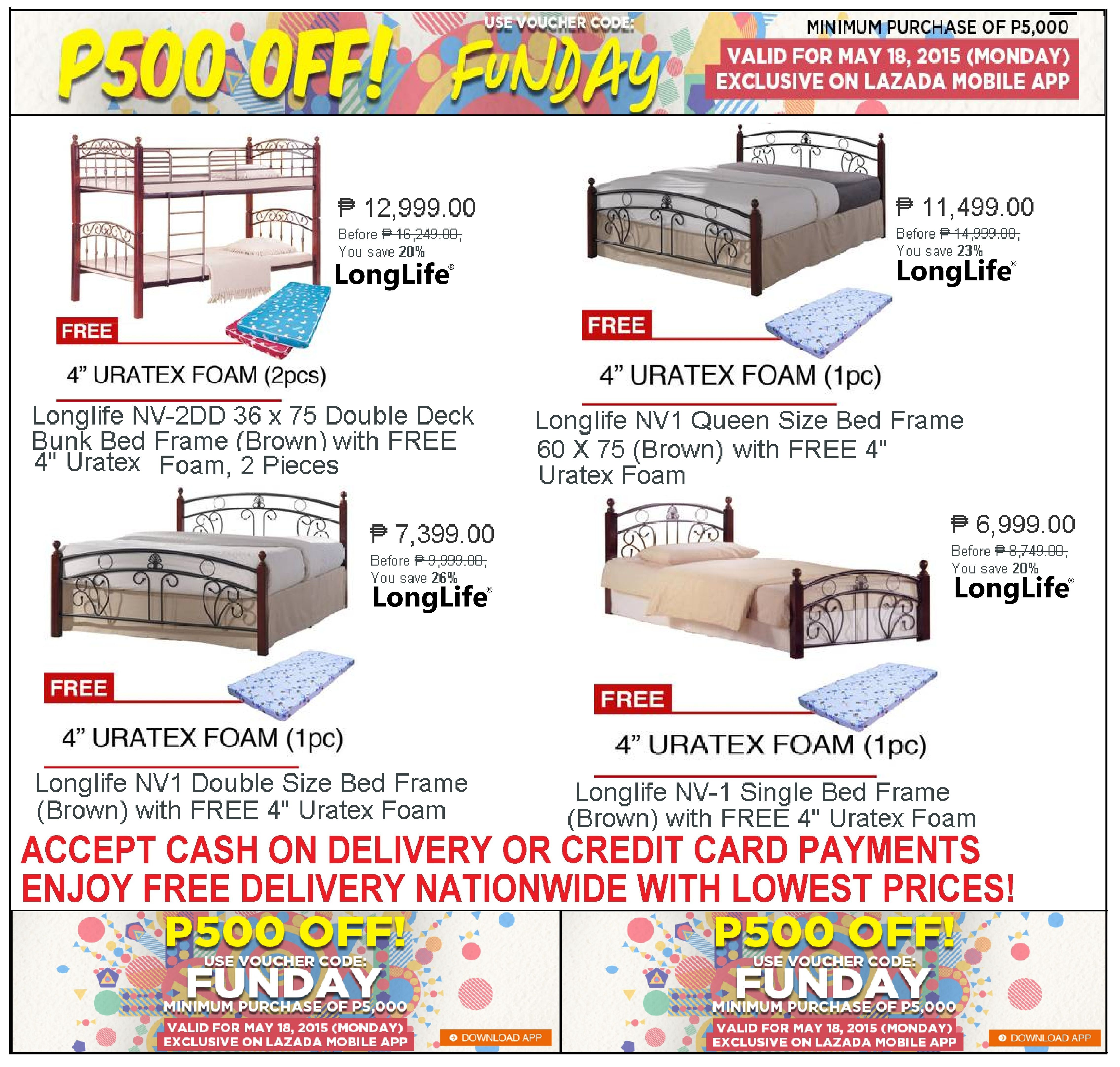 Cost U Less Total Furniture Interior Solutions Queen Size Bed