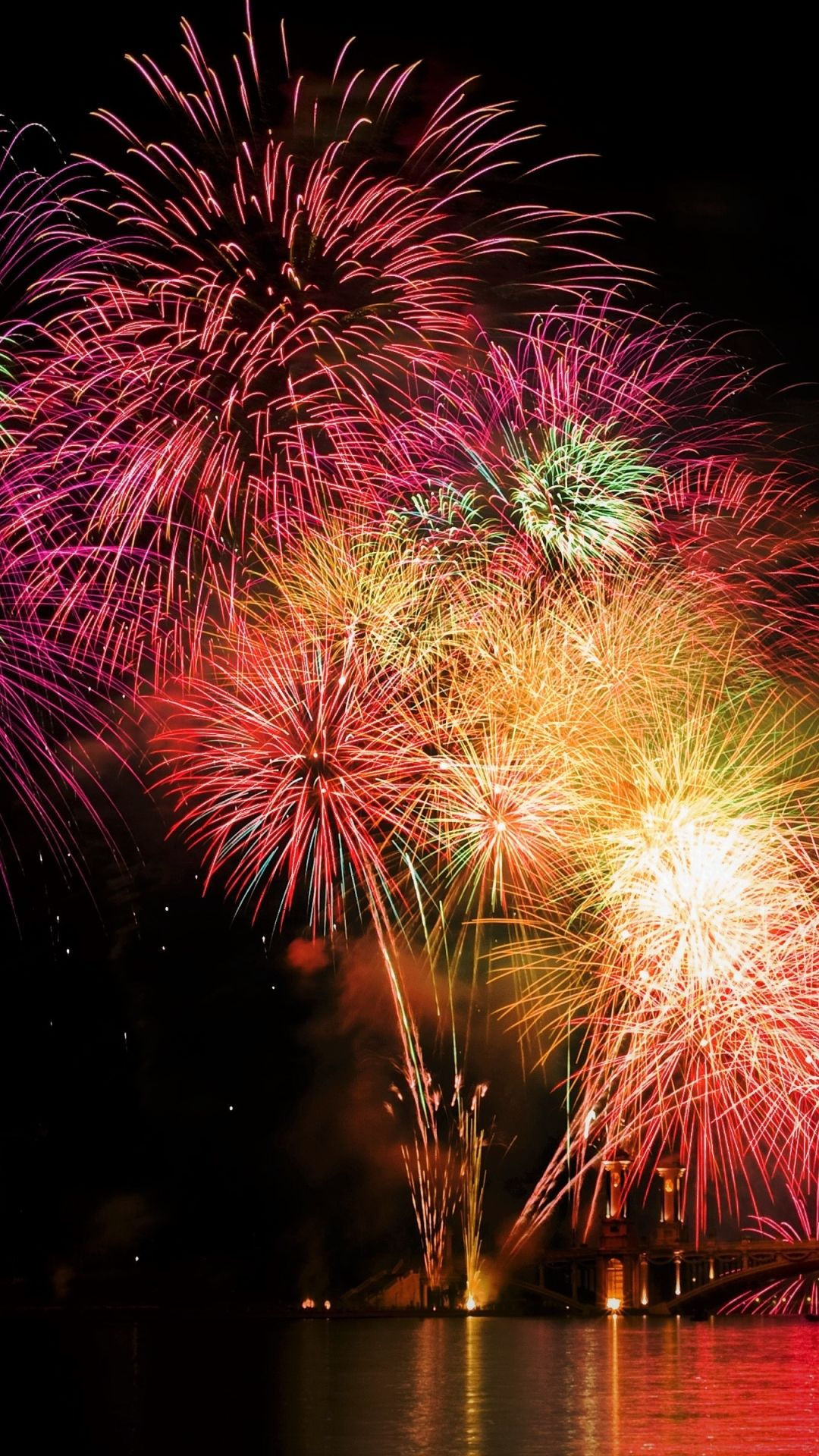 New Year S Eve Fireworks Photography Fireworks Colorful Colors Fireworks Holiday New Year Ni Fireworks Wallpaper Fireworks Photography Photographing Fireworks