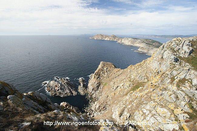 Cies Islands. Vigo