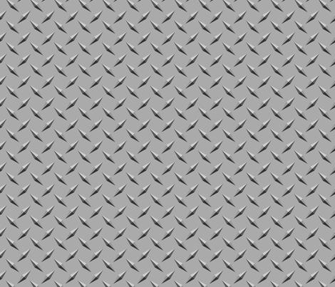 Colorful Fabrics Digitally Printed By Spoonflower Diamond Plate Metal Fabric Diamond Plate Easy Sewing
