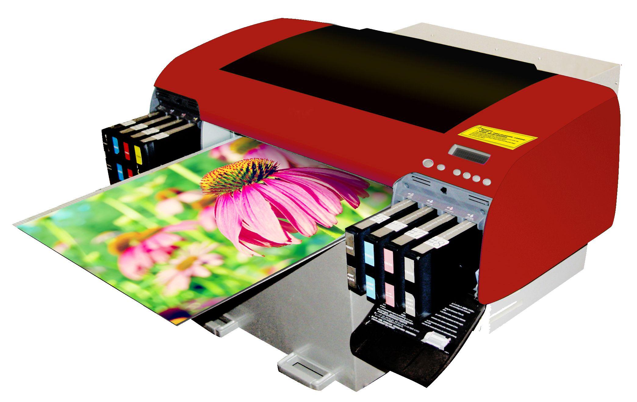 Types of Garment Printer Machine Prints, Printer