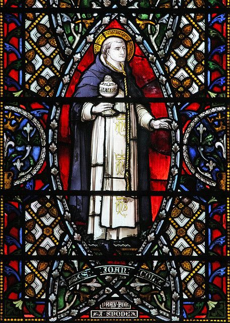 Saint John of Cologne, OP - martyred in 1572 along with eighteen other members of the clergy