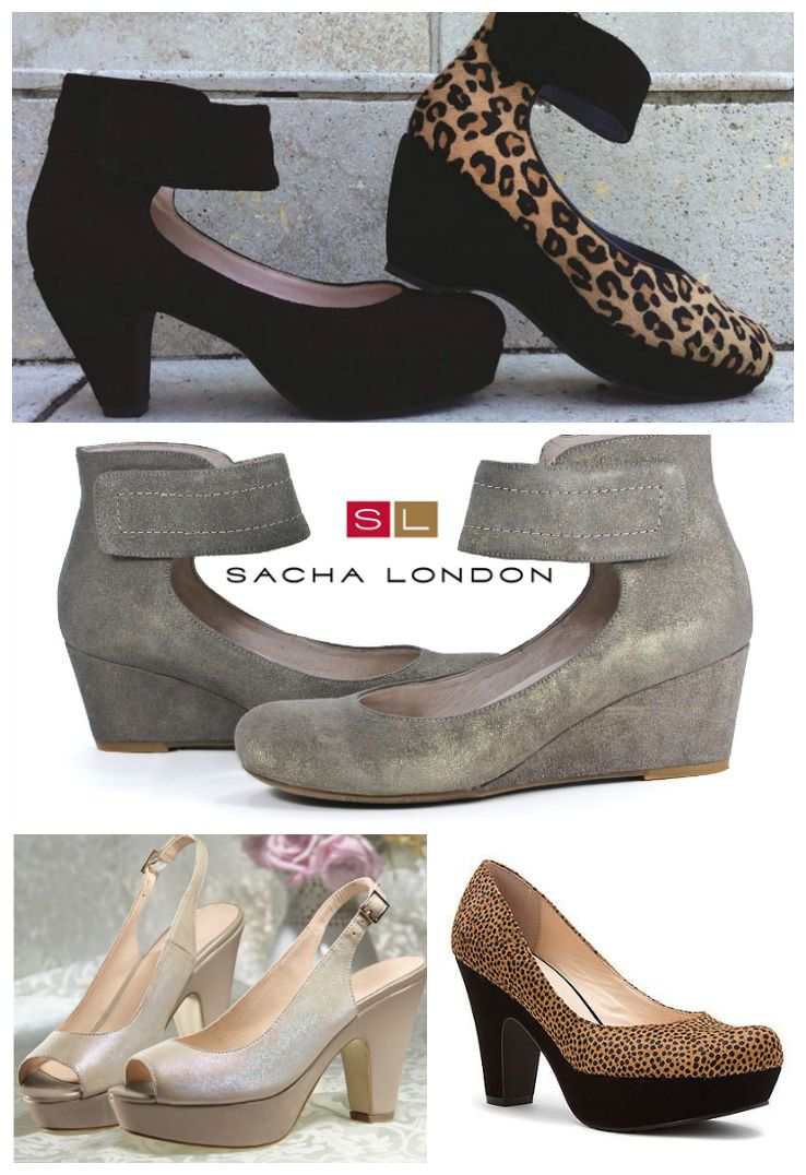 Festive, Gorgeous Sacha London Shoes