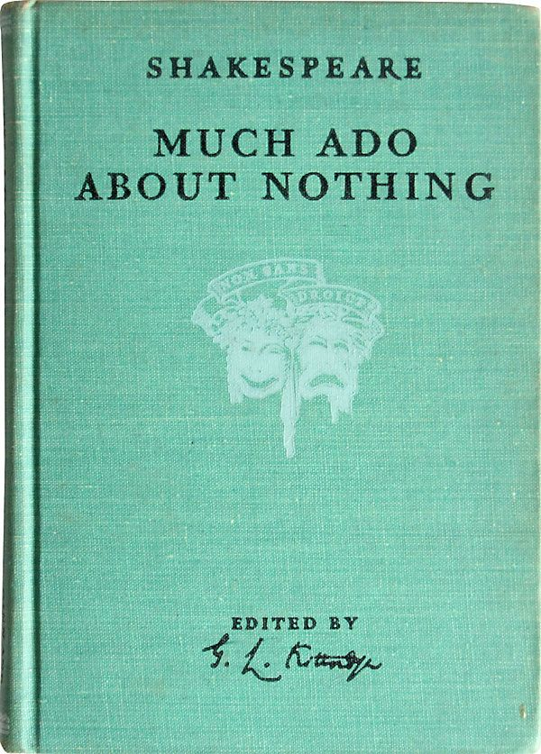 a literary analysis of love and marriage in much ado about nothing by william shakespeare Much ado about nothing william shakespeare buy  language and literary style of much ado about nothing   i love you with so much of my heart that none is left.