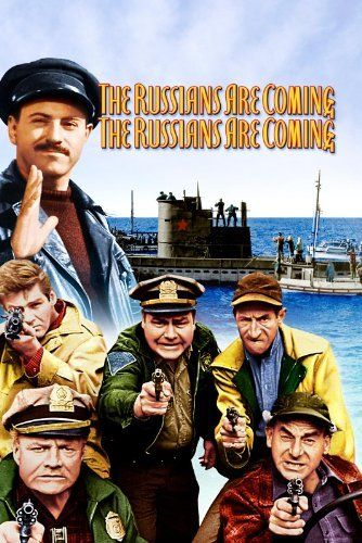 The Russians Are Coming The Russians Are Coming Carl Reiner Eva
