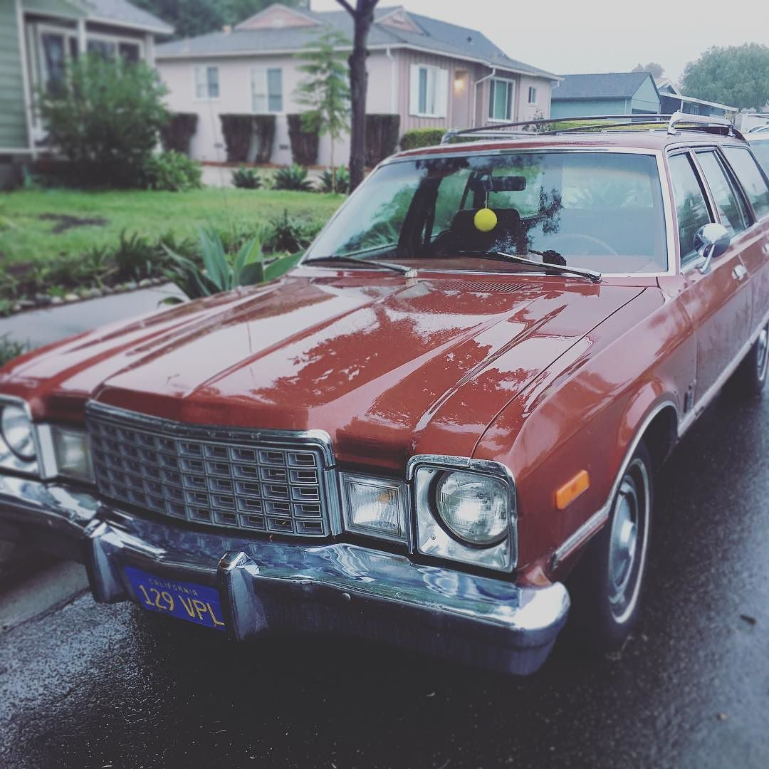 This 1978 Volare station-wagon is for sale and calling my name!  It makes me want to pop a Neil Diamond 8-track and cruise Van Nuys Boulevard on a Wednesday night.  ____________________________ #blastfromthepast #oldschool #blastfromthepast #70s #vintage #volare #stationwagon