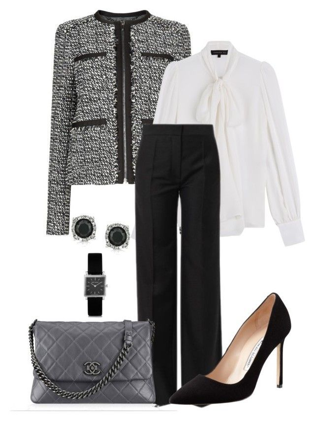 U0026quot;Work outfitu0026quot; by eimhear93 on Polyvore - handbags luxury givenchy hermes fossil for school ...