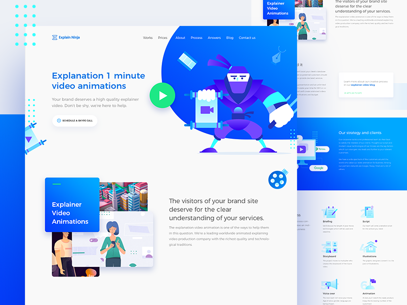 The Perfect Match Illustrations And Web Design Web Design Website Design Web Inspiration