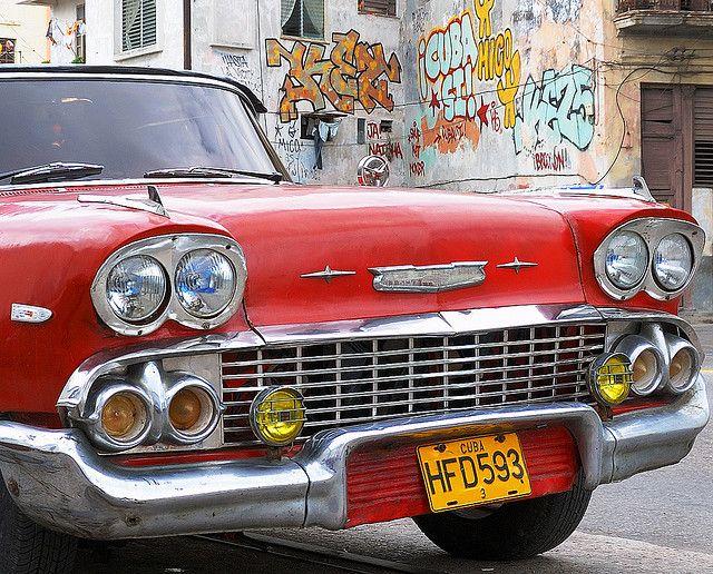 Chevrolet - L'Havana - Cuba #cubaisland
