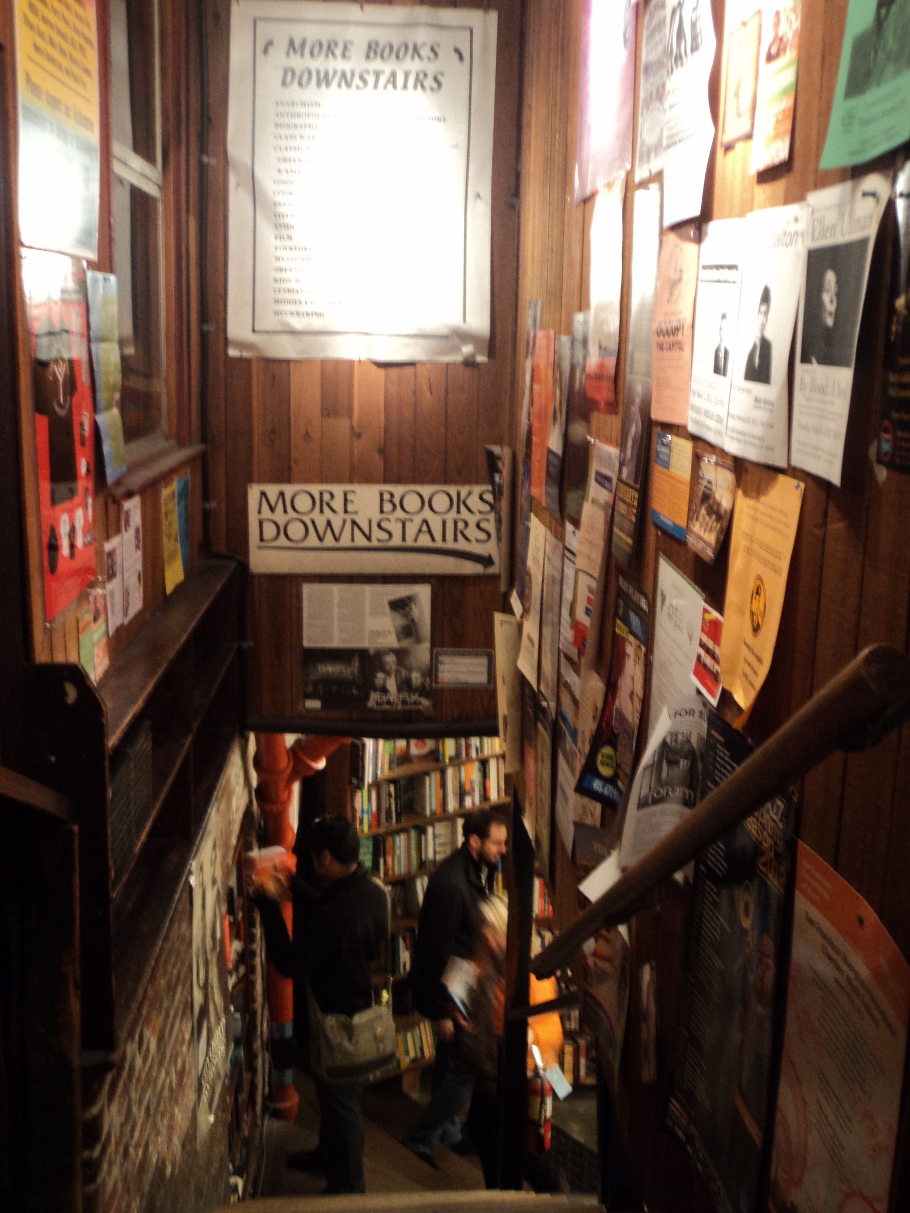 City Lights Books in San Francisco