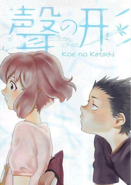 """Back then, if we could have heard each other's voices, everything would have been so much better.""     A Japanese manga series that wi..."