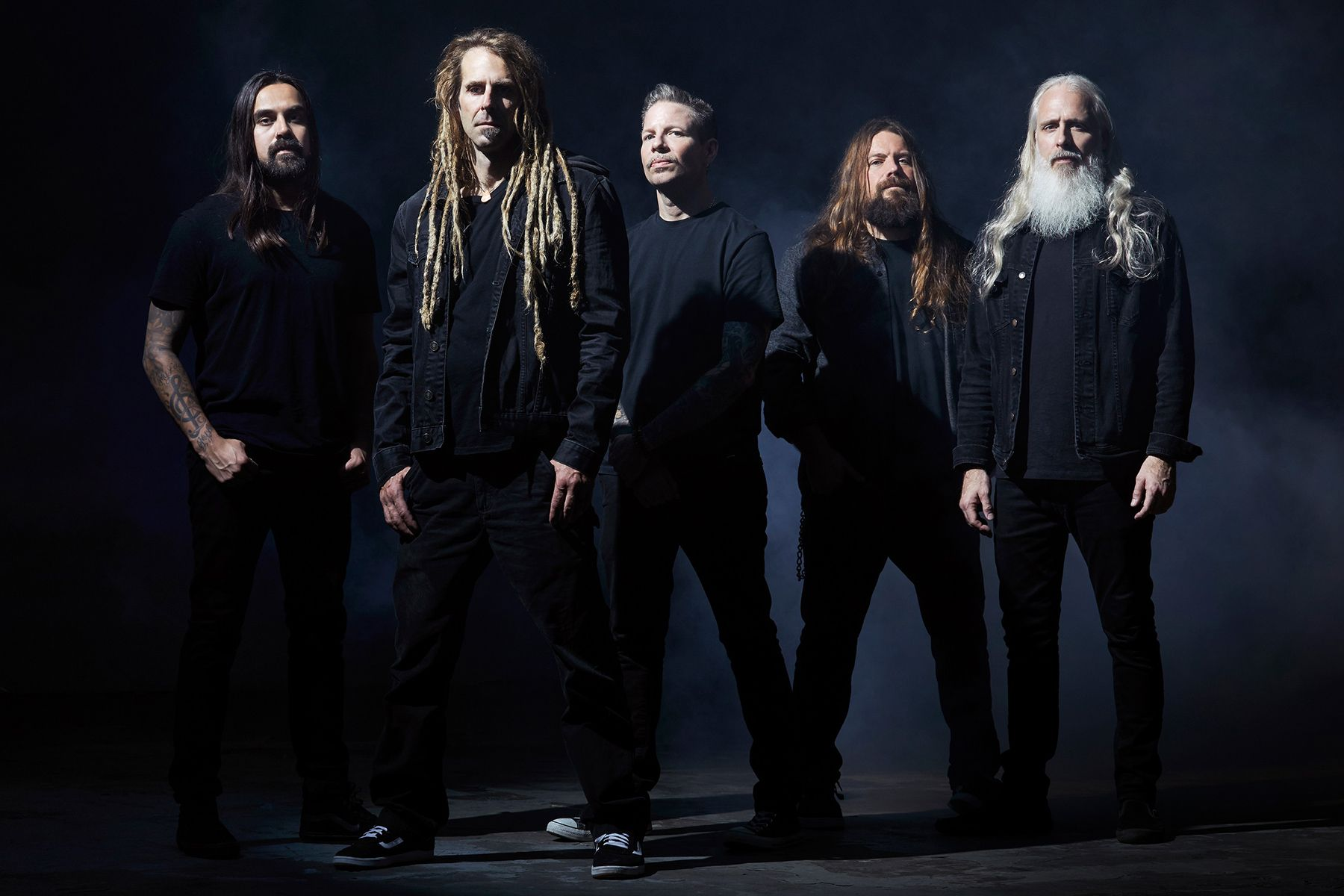 Lamb of God Embody 'The American Scream' on SelfTitled