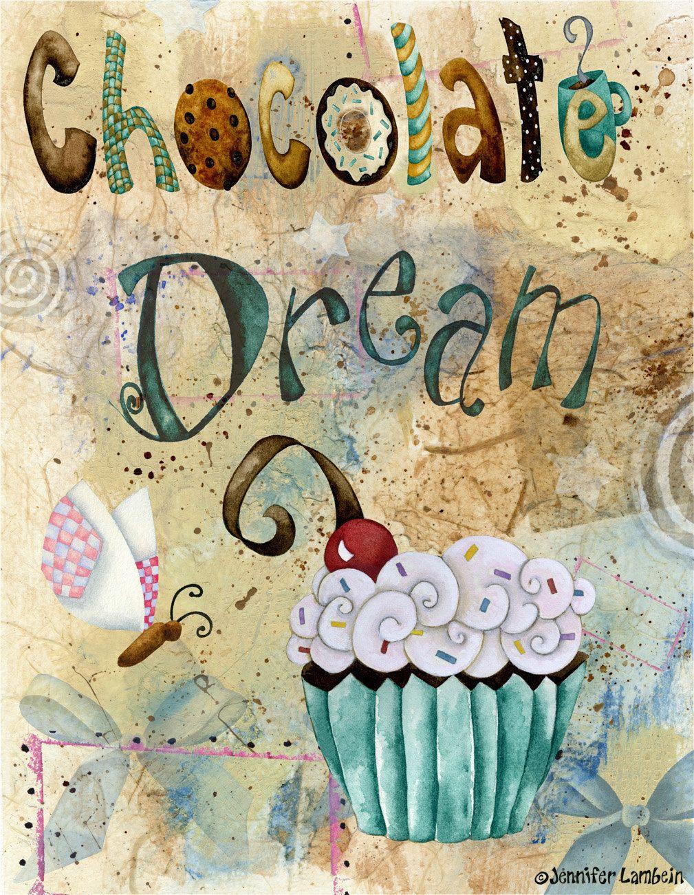 Chocolate Dream  By Jennifer Lambein