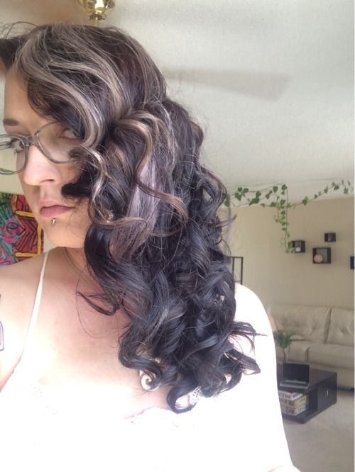 Heatless curls that really work! 3 minutes or less prep time. So easy!